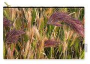 Purple Grasses Carry-all Pouch