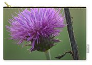 Purple In Nature Carry-all Pouch