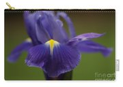 Purple Iris 6 Carry-all Pouch