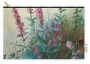 Purple Loosestrife And Watermind Carry-all Pouch