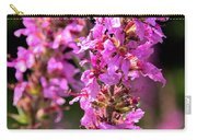 Purple Loosestrife Tall Carry-all Pouch