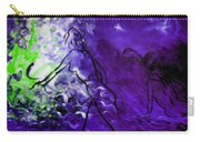 Purple Mood Carry-all Pouch