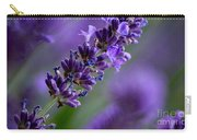 Purple Nature - Lavender Lavandula Carry-all Pouch