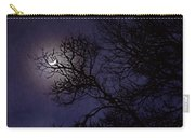 Purple Nights Carry-all Pouch