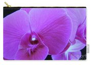 Purple Orchid 7 Carry-all Pouch