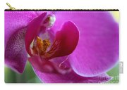 Purple Orchid Exploration  Carry-all Pouch