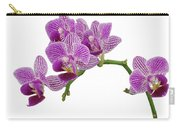 Purple Orchid-3 Carry-all Pouch