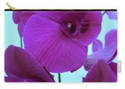Purple Orchids 3 Carry-all Pouch
