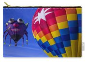 Purple People Eater Rides The Wind Carry-all Pouch