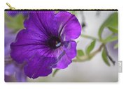 Purple Petunia 2013 Carry-all Pouch