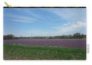 Purple Prairie Carry-all Pouch