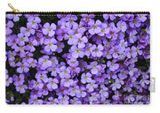 Purple Rockcress Carry-all Pouch