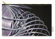 Purple Slinky Carry-all Pouch