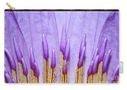 Purple Spires Carry-all Pouch