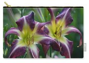 Purple Stargazers Carry-all Pouch
