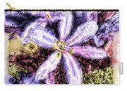 Purple Stars Photoart Carry-all Pouch