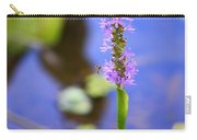 Purple Swamp Flower Carry-all Pouch