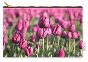 Purple Tulip Standouts Carry-all Pouch