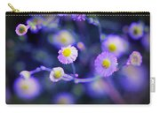 Purple Wildflowers - 4405-010 Carry-all Pouch