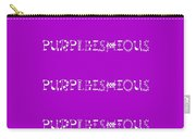 Purpleishious Carry-all Pouch