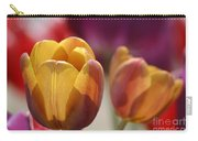 Purpleyellowtulips7016 Carry-all Pouch