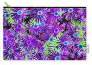 Purplish Posies 03 - Photopower 2935 Carry-all Pouch