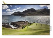 Putting Green In Paradise Carry-all Pouch