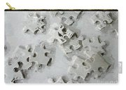 Putting Puzzle Pieces Together Carry-all Pouch