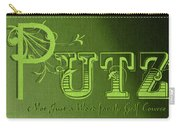 Putz Carry-all Pouch