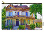 Puyallup Mansion In Washington State Carry-all Pouch