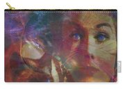 Pyewacket And Gillian - Square Version Carry-all Pouch