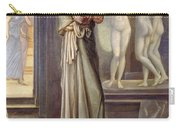 Pygmalion And The Image - The Heart Desires Carry-all Pouch