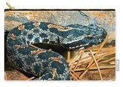 Pygmy Rattlesnake Carry-all Pouch