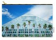Pyramid, Moody Gardens, Galveston Carry-all Pouch