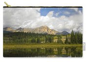 Pyramid Mountain And Cottonwood Slough Carry-all Pouch