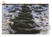 Pyramid Of Rocks Carry-all Pouch