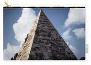 Pyramid Of Rome Carry-all Pouch
