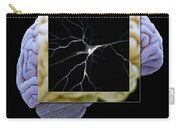 Pyramidal Neuron And Brain Carry-all Pouch