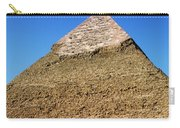 Pyramids Of Giza 15 Carry-all Pouch by Antony McAulay