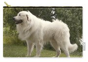 Pyrenean Mountain Dog Carry-all Pouch