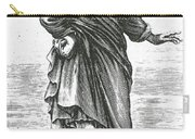 Pyrrho, Ancient Greek Philosopher Carry-all Pouch