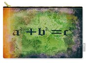 Pythagorean Theorem Carry-all Pouch