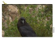 Qouth The Raven Nevermore Carry-all Pouch