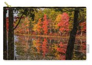 Quabbin Reservoir Fall Foliage Carry-all Pouch