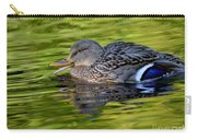 Quack Carry-all Pouch by Sharon Talson
