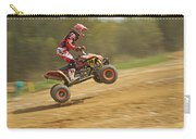 Quad Racer Jumping Carry-all Pouch