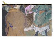 Quadrille At The Moulin Rouge, 1892 Carry-all Pouch