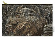 Quail Hiding In Plain Sight Carry-all Pouch