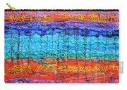 Quantum Cascade Carry-all Pouch
