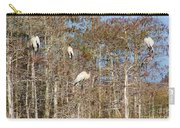 Quartet In The Trees Carry-all Pouch